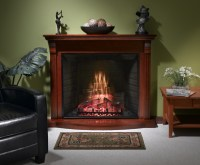 ELECTRIC VS GAS FIREPLACES  Fireplaces