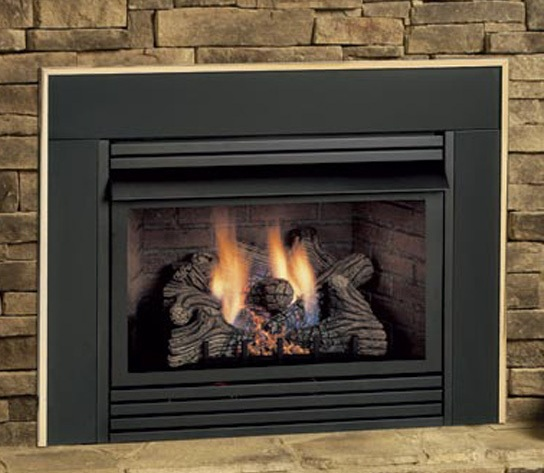 Avalon fireplace insert on CustomFireplace Quality electric gas and wood fireplaces and stoves