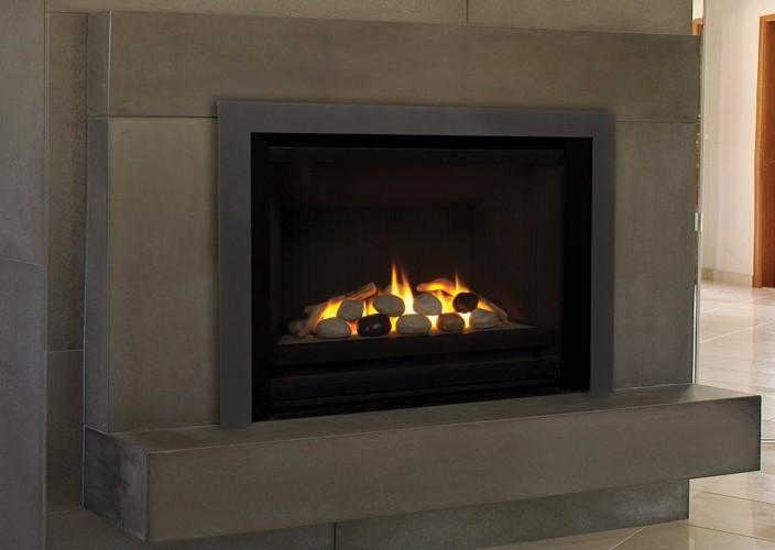 Fireplace insert hi300 hampton on CustomFireplace Quality electric gas and wood fireplaces
