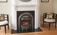 Decorative Fireplace Insert - Design Decoration