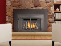 Buck fireplace insert on Custom-Fireplace. Quality ...