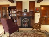 Refurbished electric fireplace insert on Custom-Fireplace ...