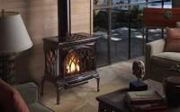 Ventless gas fireplace on Custom-Fireplace. Quality ...