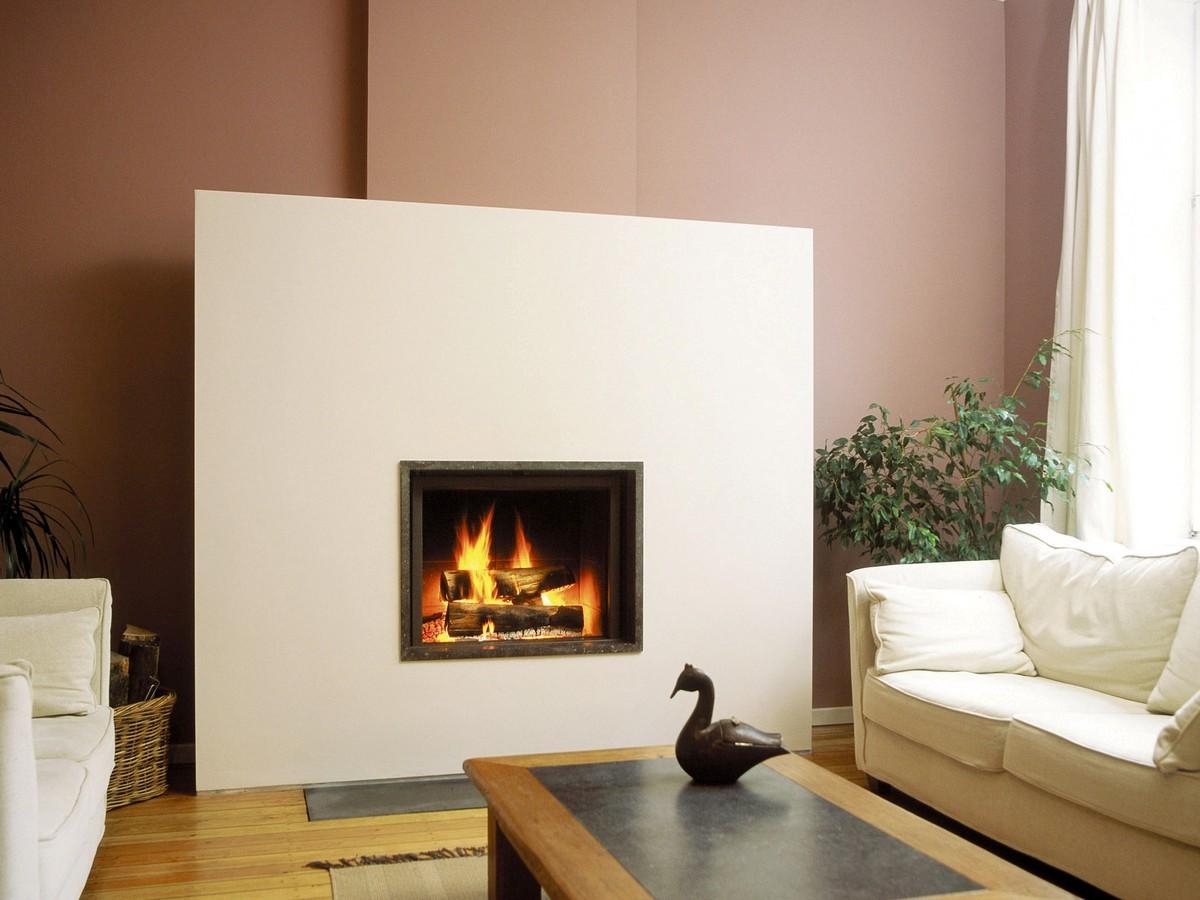 Fake fireplace on CustomFireplace Quality electric gas