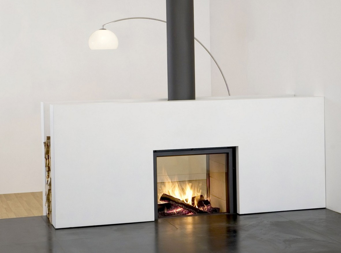 Fireplace insert on CustomFireplace Quality electric gas and wood fireplaces and stoves