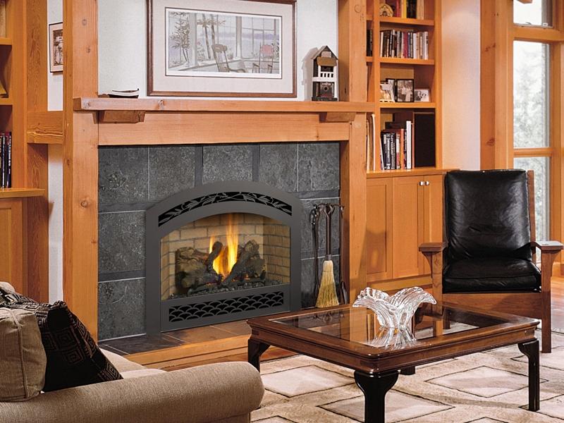 Gas fireplace maintenance on CustomFireplace Quality