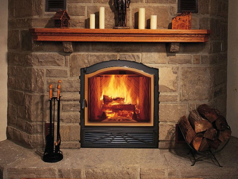Napoleon gas fireplace on CustomFireplace Quality electric gas and wood fireplaces and stoves