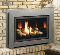 Best gas fireplace inserts on Custom-Fireplace. Quality ...