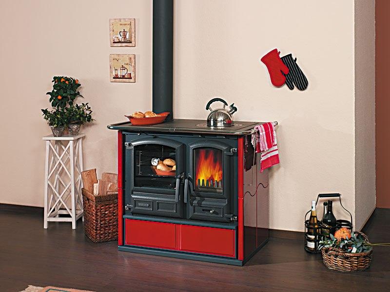 Wood stove water heater on CustomFireplace Quality