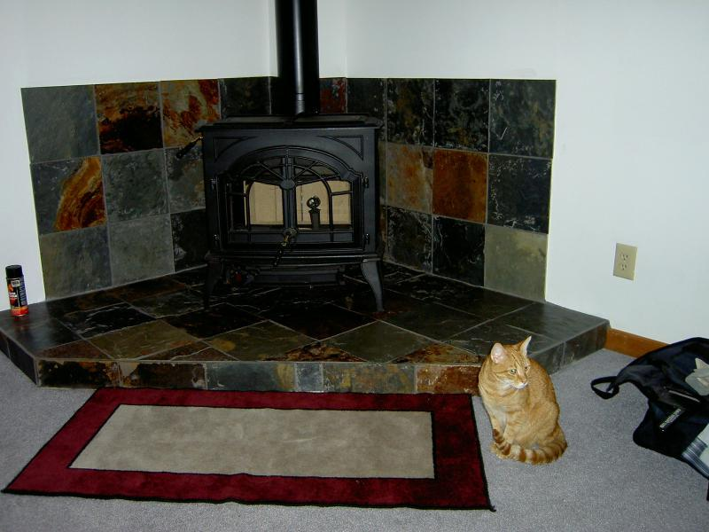 Old timer wood stove on CustomFireplace Quality electric gas and wood fireplaces and stoves