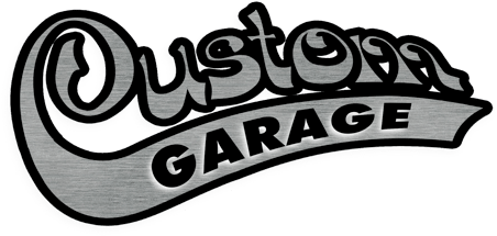 Custom Garage logo