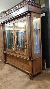 Antique Gun Cabinet For Sale | Antique Furniture