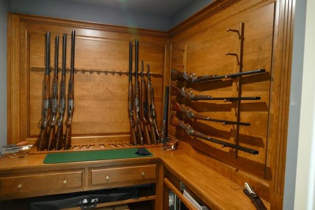 Bespoke Gun Cabinet