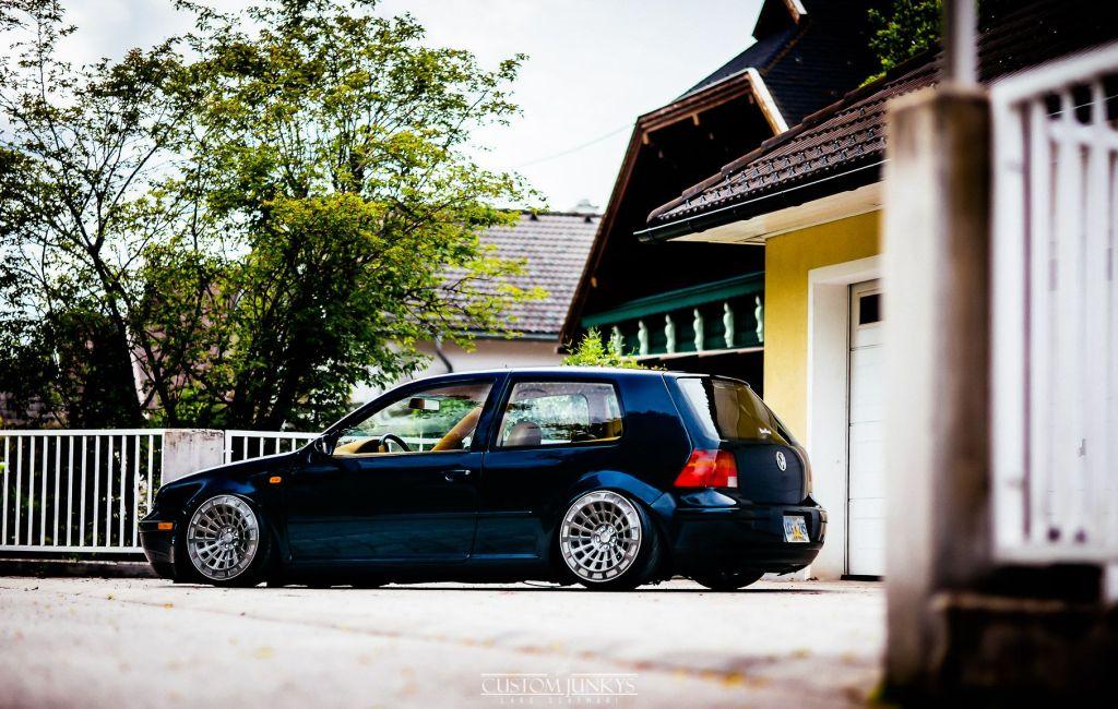 Golf Mk4 Stanceland