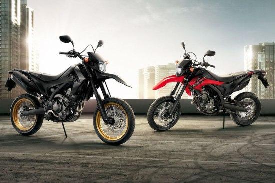 Honda CRF250M 2013model 02