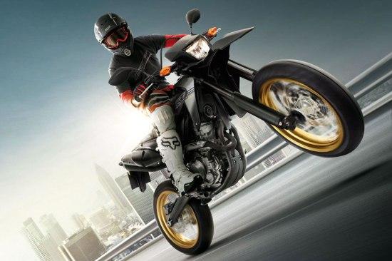 Honda CRF250M 2013model 03