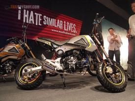 Honda MSX125 Custombike 11