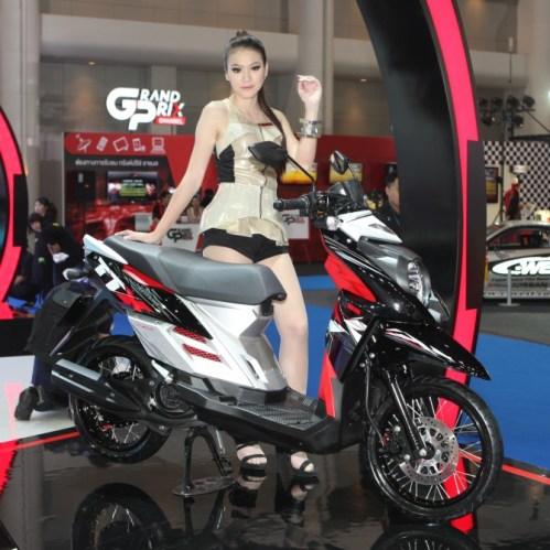 Yamaha TTX 05