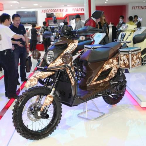 Yamaha TTX 13