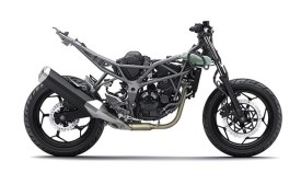 Kawasaki Z250SL 10