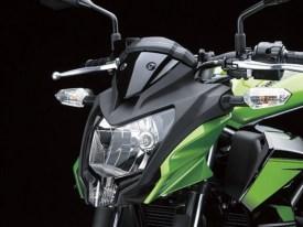Kawasaki Z250SL 12