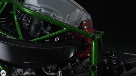 Kawasaki NinjaH2 17