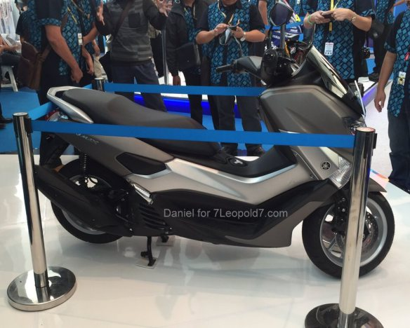 Yamaha NMAX150 05