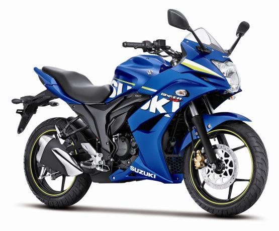 Suzuki GixxerSF 02