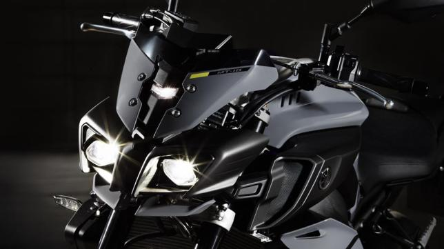 YAMAHA MT10 Detail 05
