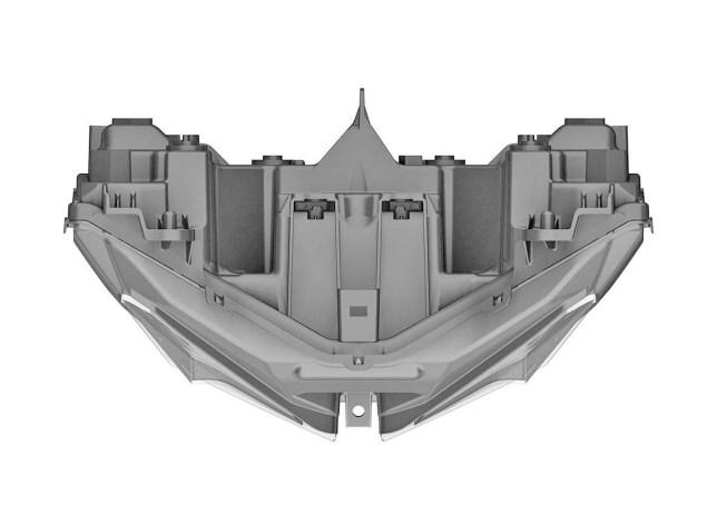 New CBR250RR HeadLight 03