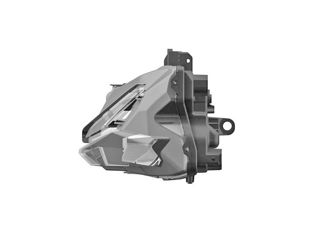 New CBR250RR HeadLight 04