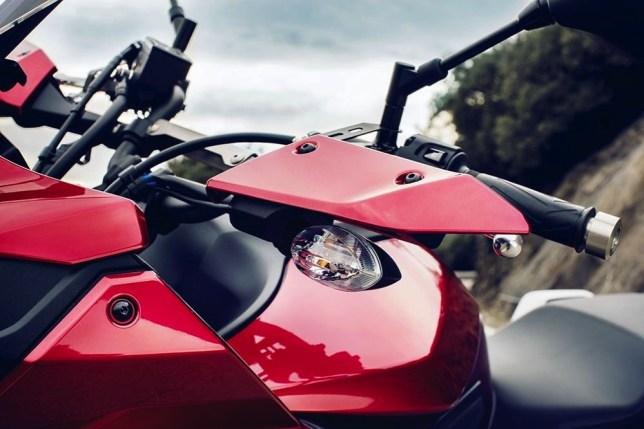 Yamaha MT07Tracer700 14