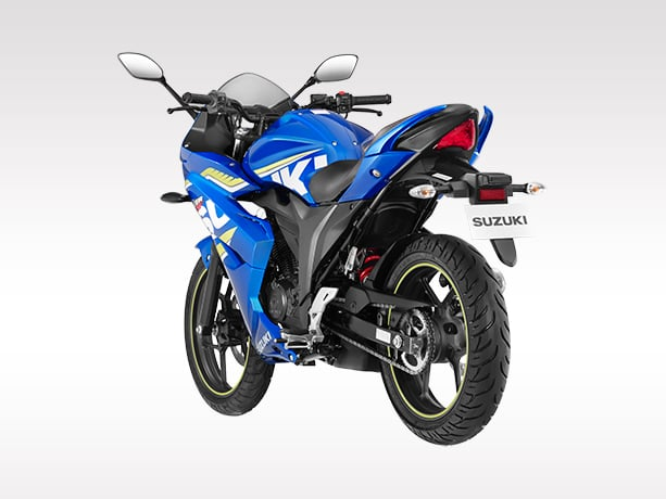 Suzuki GIXXERSF NewModel 05