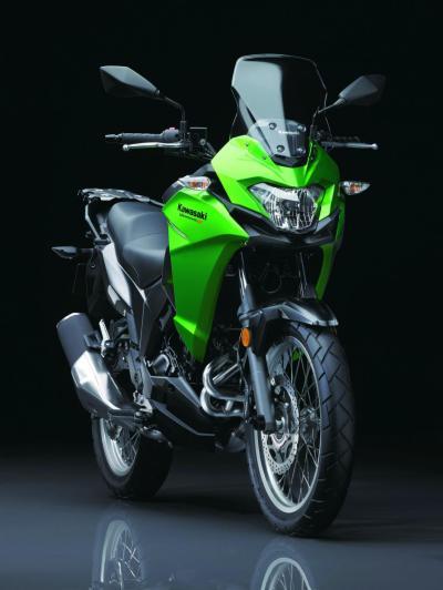 Kawasaki VersysX300 22