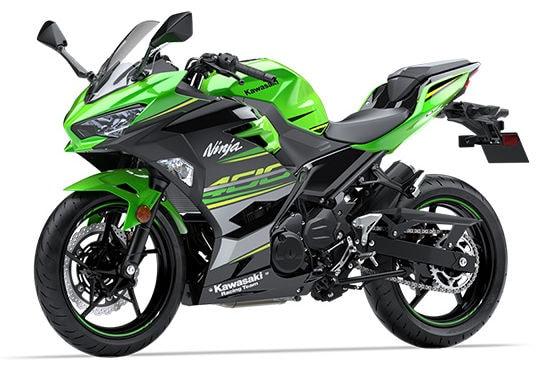 Ninja400 250 2018model 03