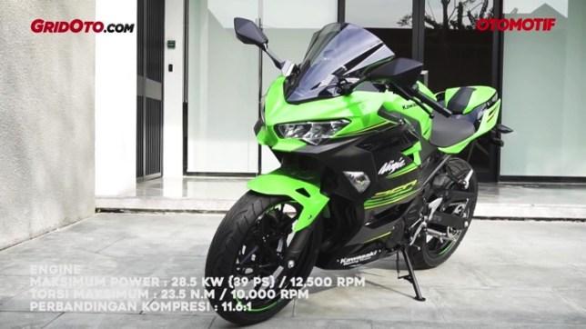Ninja400topspeed 250 sound 09