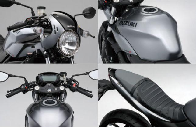 Suzuki SV650X 02