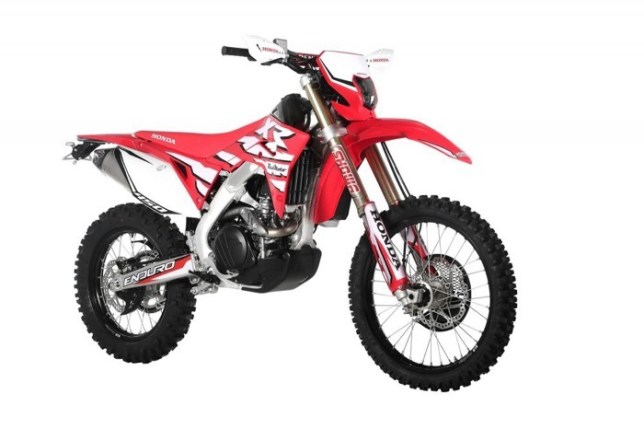 CRF450XR Supermoto 03