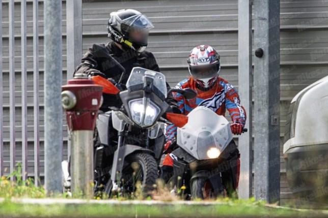 KTMRC390 Adventure390 08