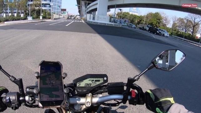 INTEXOsaka bikechurin parking 01