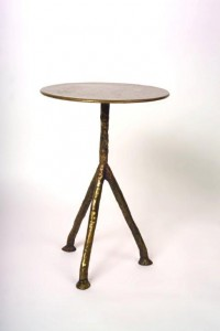 Diego Giacometti Tripod Table