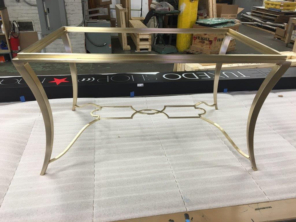 Saber Iron Table