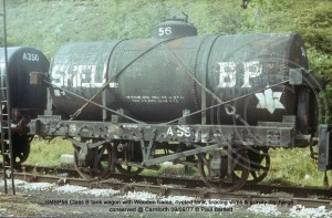 WWII Shell-BP tanker