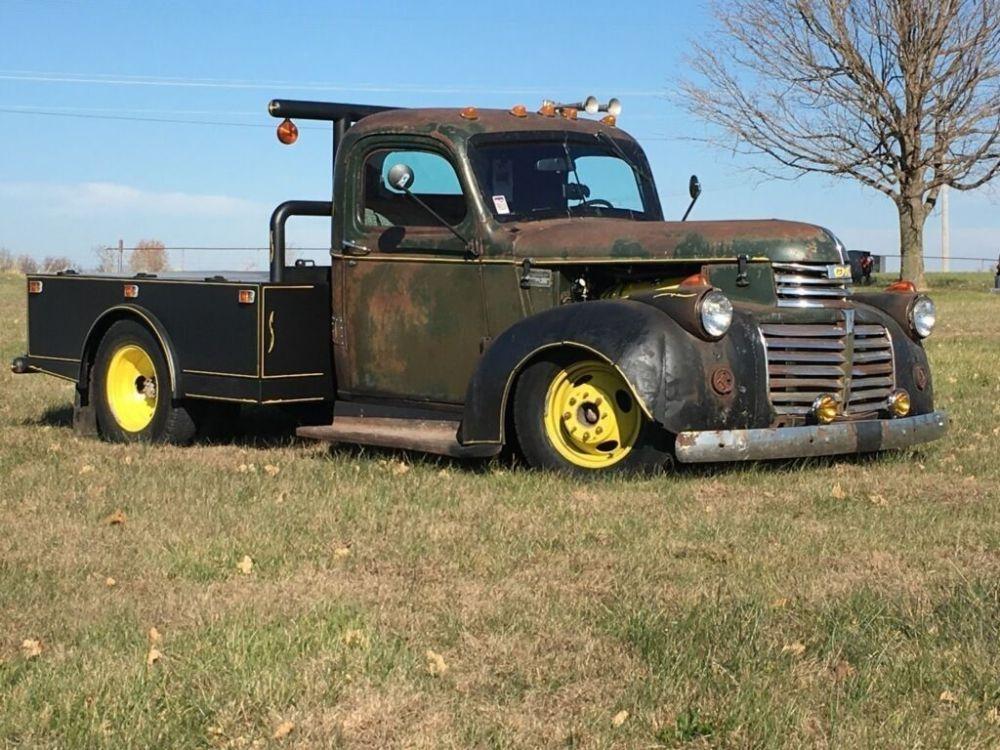 medium resolution of 1941 gmc hot rod truck