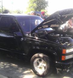 90 chevy pickup [ 1600 x 900 Pixel ]