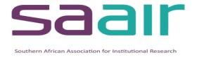 SAAIR 2014 Logo