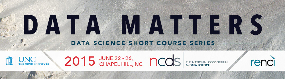 Data Matter Course Series