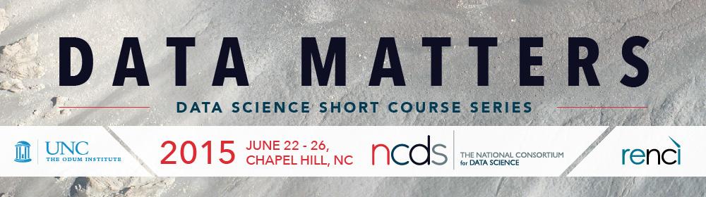 Data Matter Course Series