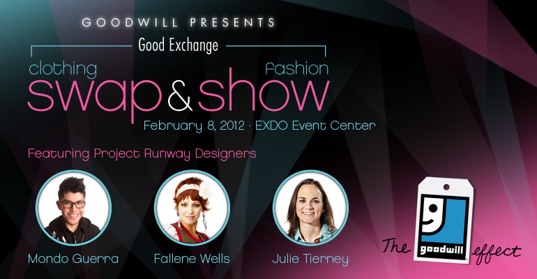 Goodwill Industries of Denver's Good Exchange for Change Clothing Swap and Fashion Show