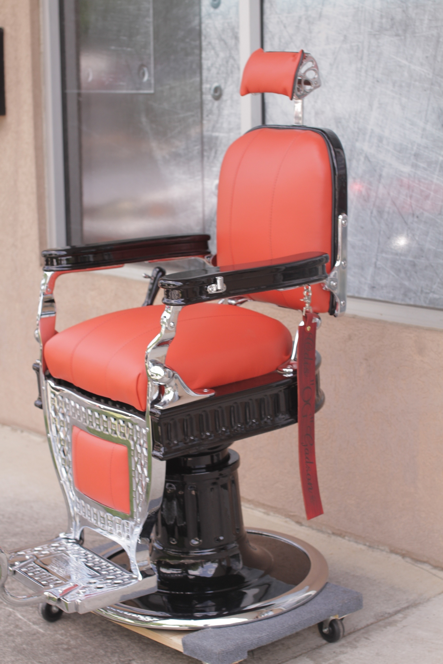 koken barber chair swivel living room chairs modern project antique - welcome to custom | parts and ...